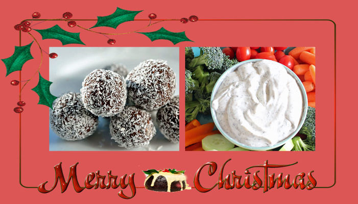 Christmas Sweet and Sour. christmas, macro, sweet, cream, sour, dip, diptyche, rumballs, th12146. buy photo