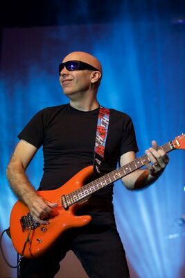 Joe Satriani at Crazy Week 2014 1. buy photo