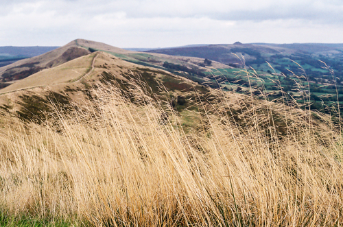 Mam Tor, Derbyshire - Canon AE-1. uk, travel, england, mountain, film, nature, analog, 35mm, canon, walking, landscape, photography, interesting, europe, outdoor, hiking, derbyshire, peakdistrict, sheffield, hill, naturallight, adventure, explore, vintagecamera, analogue, canonae1, mamtor, classiccamera. buy photo