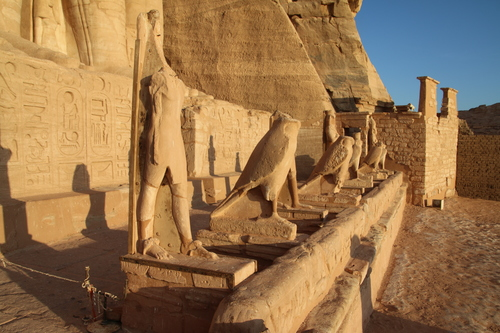 016. egypt, abusimbel. buy photo