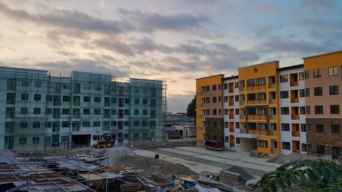 Construction. sunset, building, nature, landscape, samsung, dailyproject, mobilephotography, samsunggalaxy, picofthaday. buy photo