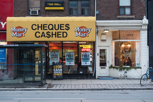 1576 & 1574 Queen St W. west, storefront, queenstreetwest, queenstreet, queenstw. buy photo