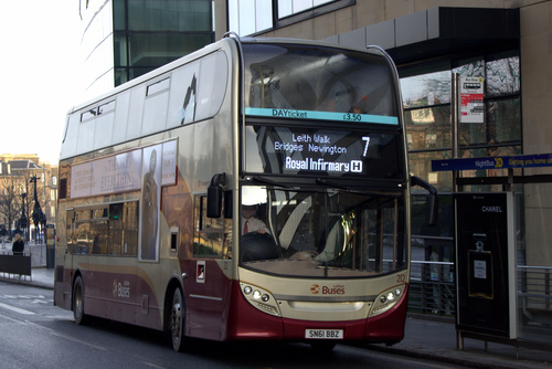 Lothian Buses 212 | SN61 BBZ. buy photo