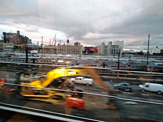 From the LIRR. buy photo
