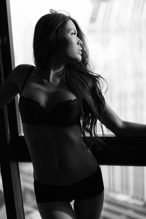 Waiting. woman, sexy, girl, beautiful, beauty, canon, asian, eos, hotel, indoor, sensual, 5d. buy photo