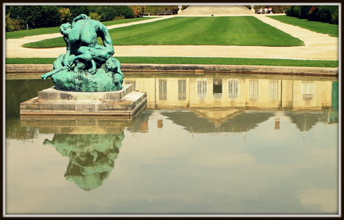 REFLECTIONS ~ Gardens of Musée Rodin 9-19-2014 1-48-35 AM. travel, cemeteries, food, paris, france, color, castles, cemetery, vegetables, rose, les, seine, fruit, cheese, architecture, reflections, death, this, europe, wine, metro, eiffeltower, tourist, musee, luggage, desserts, invalides, vin, ate, provence, toulouse, notre, dame, pastries, tombstones, montparnasse, loire, loirevalley, blanc, wandering, orsay, sculptures, rodin, jardins, toulouselautrec, archdetriomphe, tulleries, gardins, tarnriver, iphoneography. buy photo