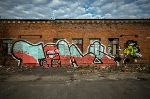IMG_0267. city, urban, abandoned, canon, graffiti, russia, moscow, walls, 6d, 163528l. buy photo