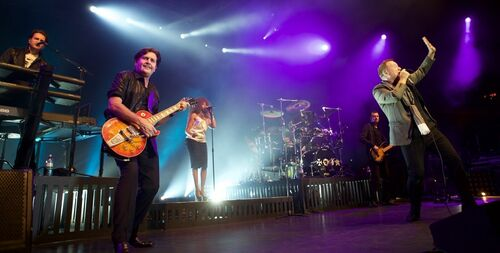 Simple Minds at Crazy Week 2014 6. buy photo