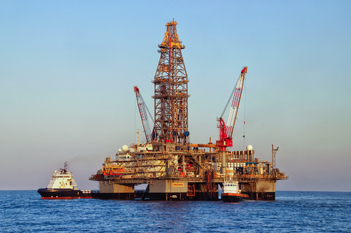 Offshore Drilling Rig. sea, gulfofmexico, canon, boat, industrial, rig, workboat, osv, oilindustry, drillingrig, offshoresupplyvessel, canonrebel3ti, ilobsterit. buy photo