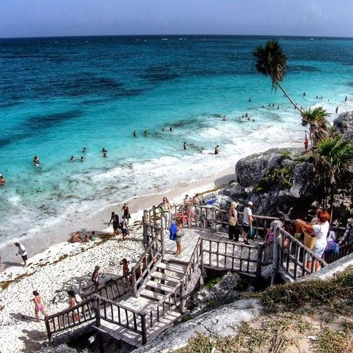 Cozumel Mexico  #Cozumel #Mexico #caribbean #island  Watch more about Caribbean Islands in the videos below: http://goo.gl/XG3Sqd. square, squareformat, iphoneography. buy photo