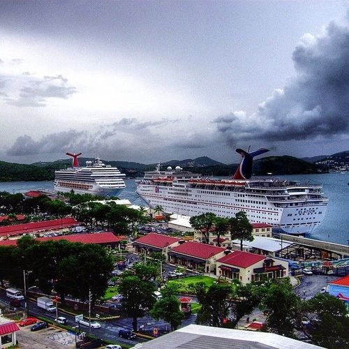 Saint Thomas, Charlotte Amalie,  US Virgin Islands  #saint_thomas #caribbean #island #virgin_islands #USA #Carnival  Watch more about Caribbean Islands in the videos below: http://www.youtube.com/playlist?list=PLSvwToSa0snyTfuEqHu9zixLNuSnYU-ME. square, squareformat, iphoneography. buy photo