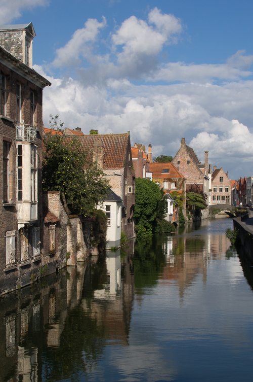Bruges canals. buy photo